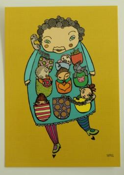 Mumi -kortti, 2e