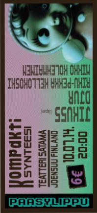 Ticket, 2014